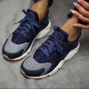 577579831bb0 Nike Shoes - Nike Air Huarache Run SD Denim